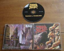 Morbid Angel Gateways to annihilation  - 2000 Earache