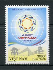 Vietnam 2017 MNH APEC Asia Pacific Economic Cooperation 1v Set Stamps