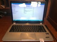 HP ENVY Touchsmart 4-1215dx Core i5-3337U 1.8GHz 2GB - No HDD, OS, Batt. (Iq)