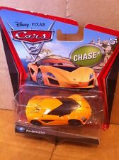 DISNEY CARS DIECAST - Fabrizio -Chase* - VHTF - Combined Postage