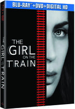 The Girl on the Train [New Blu-ray] With DVD, UV/HD Digital Copy, 2 Pa