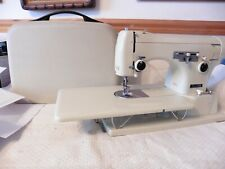NECCHI LYCIA BUL Free Arm Multi Stitch Semi Industrial Sewing Machine Heavy Duty