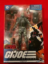 G.I.Joe Cobra Island Target Firefly Special Mission Series Classified figure