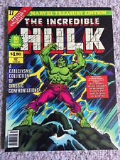 The Incredible Hulk 17 Marvel Treasury Edition Special Collector's Issue NM 1978
