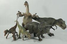 Papo Dinosaur Toy Lot-Therizinosaurus, Ceratosaurus, Velociraptor and more!��