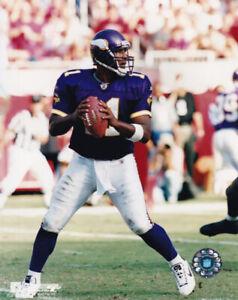 Daunte Culpepper Minnesota Vikings 8x10 Photo