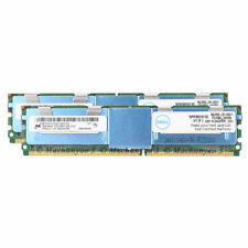 For Micron 8GB PC2-5300F DDR2 667MHz FB-DIMM Fully Buffered ECC Server Memory
