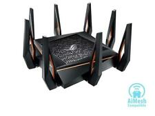 ASUS ROG Rapture GT-AX11000 AX11000 Tri-band 10 Gigabit WiFi Router, AiProtectio