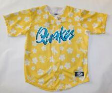 Vintage NWT RANCHO CUCAMONGA MiLB Hawaiian Shirt Baseball Jersey USA OT SPORTS L