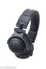 Audio Technica ATH-PRO500MK2 Headband DJ Monitor Headphones Black Japan NEW