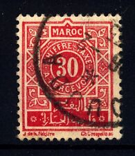 MOROCCO - 1917-1926 - Segnatasse