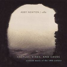 ABBY NEWTON - Castles Kirks And Caves - CD -  RARE