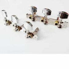 Classic Guitar Tuning Pegs Tuners Machine Heads Metal Acoustic Guitar Parts Pegs