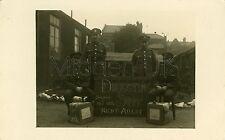 RA522 Early RP POSTCARD - WW1 Army Directing Staff  - Camberley nr Farnborough