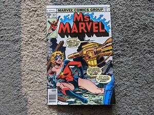 Ms. Marvel #17 Marvel Comics