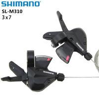 Shimano Altus SL-M310 3/7 3X7 Speed Trigger Shifter Dual Lever Shifters Set US