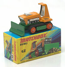 MATCHBOX SUPERFAST MB12 BIG BULL MIB EX NEGOZIO STOCK