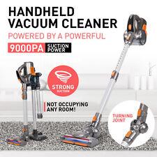 Rechargeable Slim Cordless Handheld Handstick  Vac Vacuum Cleaner Turbo Head