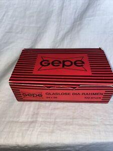 GEPE Glasses Diabinders 24x36 (95 Pieces)