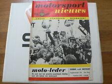 MOTORSPORT NIEUWS 1975-13 SCHIJNDEL,KREBS 24H OSS,HANS HUTTEN,BORN,BIEZEN,MAURIK