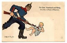 ATROCITé ALLEMANDE,ENFANTS.CHILDREN.GUERRE.ATROCITIE FOR GOD FATHERLAND.TUERIE