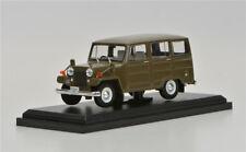 ixo 1:43 Mitsubishi Jeep J30 1961 Alloy car model vintage cars