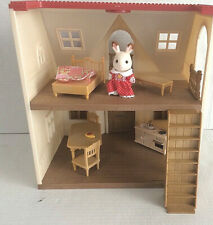 Epoch Calico Cozy Cottage Mother Rabbit and Furniture