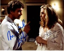 MICHAEL DOUGLAS & KATHLEEN TURNER signed autographed WAR OF THE ROSES photo