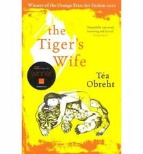The Tiger's Wife, Obreht, Tea, Used; Good Book