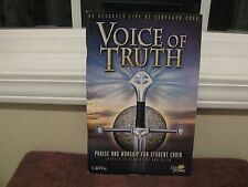 VOICE OF TRUTH Praise & Worship Music Book For Student Choir by Dennis Allen