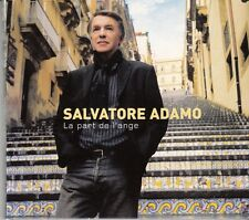 CD ALBUM DIGIPACK SALVATORE ADAMO *LA PART DE L'ANGE*