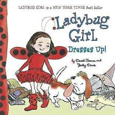 Ladybug Girl Dresses Up!-ExLibrary
