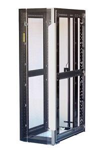 HP 636 36U 600mm x 1075mm Enterprise Server Rack BW896A BW895A NO SIDE PANELS!