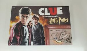 Clue 2008 Harry Potter Game Replacement Parts and pieces.