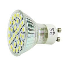 GU10 5W 29 LED 480LM 5050 SMD Pure White Energy Saving Spot Light Lamp Bulb 220V
