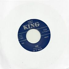 5 ROYALES    THINK / DEDICATED TO THE ONE I LOVE  KING Re-Issue/Re-Pro   R&B