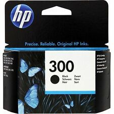 Original HP 300 Black ink cartridge for Deskjet F2492 F4210 F4224 (CC640EE)