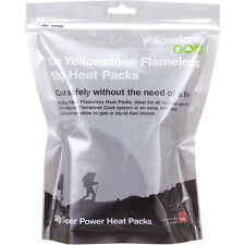 YELLOWSTONE FLAMELESS 50G HEATING PACK (PACK OF 10)