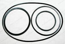 1956-57 CONTINENTAL MARK II MKII AIR FILTER CLEANER RUBBER SEAL 4-PIECE KIT