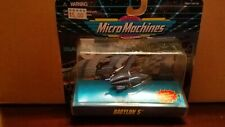 Micro Machines Babylon 5 Minbari Cruiser 65961 New On Card Factory Sealed