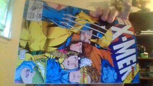 xmen 11 aug  1992 marvel comics  vf