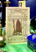 1977 Cincinnati Journal Ceremonial Magick 2 CROWLEY THELEMA OCCULT Magic Vintage