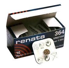 Renata Single Battery Swiss Made Watch Batteries
