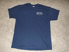 Maze Audio T-Shirt, Dark Blue, Hug Your Stereo, New! Size: Large