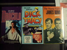 The Many Faces Of: Dracula, Dick Tracy, or James Bond *Brand New Never Opened