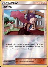 Pokemon 176/214 - Janina - Kräfte im Einklang - Reverse Holo