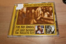 Gregg Allman Band-I'm No Angel/Just Before the Bullets Fly  CD NEW IMPORT UK