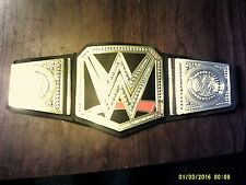 2014 WWE KIDS WORLD HEAVYWEIGHT CHAMPIONSHIP BELT