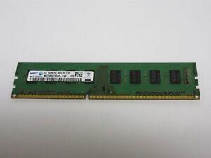 Samsung 4GB (1-Stick) M378B5273DH0-CH9 PC3-10600 DDR3 1333 Desktop Memory DIMM