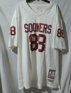 29/34 Vintage Sportswear Gridiron Great Oklahoma Sooners Keith Jackson Jersey